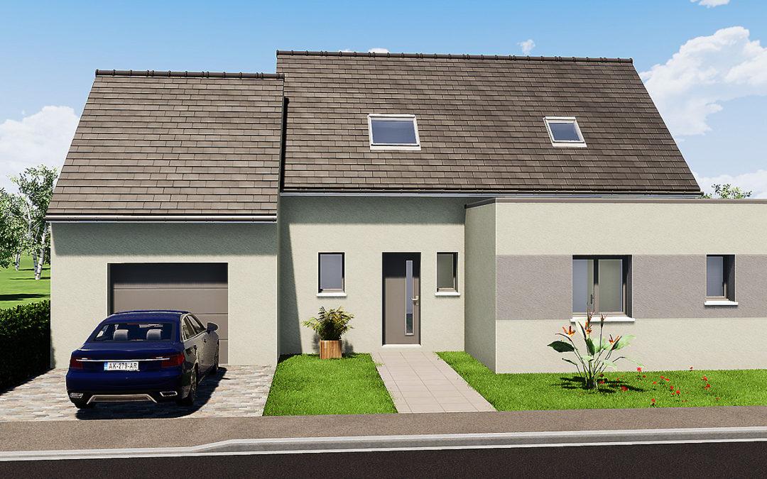 Modèle «Neuville-sur-Sarthe»